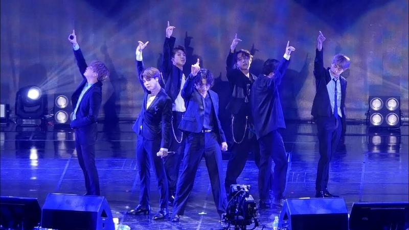 190811 방탄소년단 BTS 'Best of Me' 4K 직캠 @ 롯데 패밀리 콘서트 by Spinel