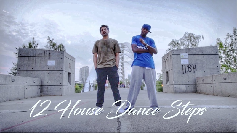 12 House Dance Steps - Each One Teach One (Episode 5 - Toronto) 🇨🇦