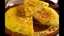 Tortilla española de patatas ¡¡TRUCOS Y CONSEJOS ¡¡DELICIOSA
