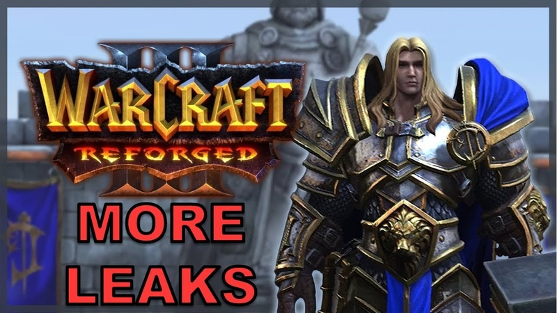 WARCRAFT REFORGED: MORE LEAKS | Features, Skins, Ingame UI, Hotkeys,