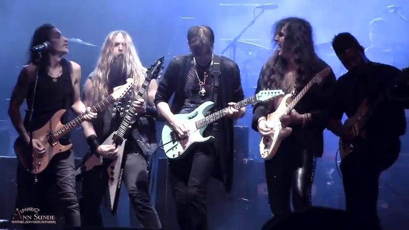 Generation Axe - At the Wiltern Theatre - Highway Star (Deep Purple) - Steve Vai, Yngwie Malmsteen, Zakk Wylde, Nuno Bettencourt