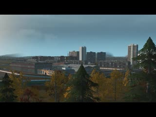 Russian Cities: Skylines by alexgosh