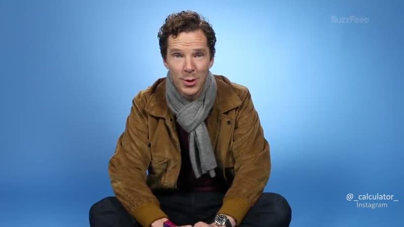 Бенедикт Камбербэтч играет с щеночками и отвечает на вопросы фанатов   Cumberbatch Plays With Pups