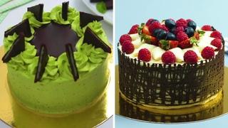 3 СУПЕР рецепта в 1: Мятный шоколадный торт, пирог с орехами, ванильный торт КАК ПРОФИ