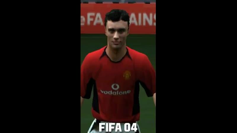 Роналдо у ФІФА 2004-2020