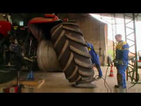 MICHELIN FORMATION Montage et démontage d'un pneu agricole FR