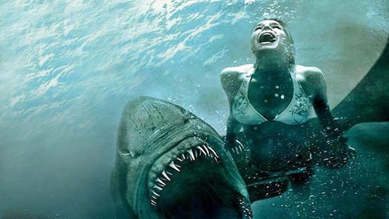 АКУЛЫ УБИЙЦЫ Фильмы ужасов про акул смотреть онлайн в хорошем качестве Ужастики Кино ужасы