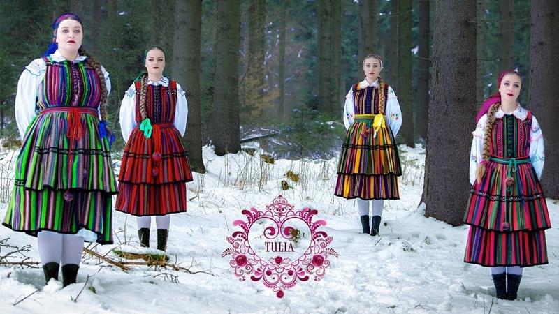 TULIA Enjoy The Silence DEPECHE MODE folk cover