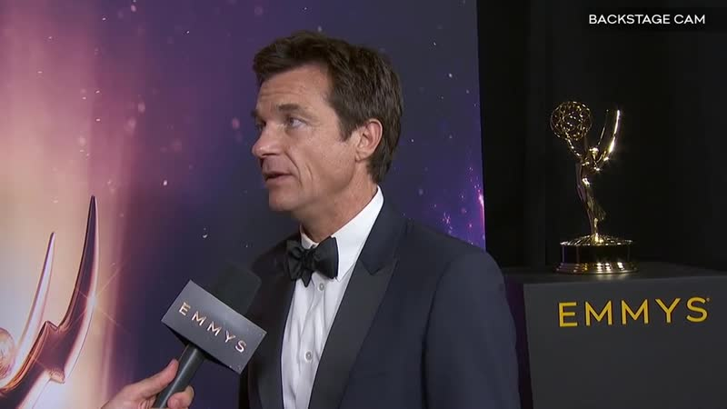 71st Emmy Awards Backstage LIVE with Jason Bateman Televisi