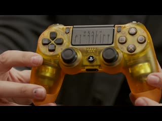 Распаковка PS4 Pro в стиле Death Stranding