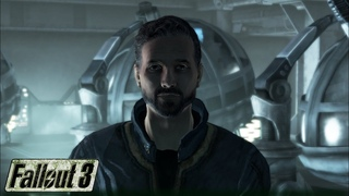 Fallout 3 #15  Виртуальная реальность и Батька