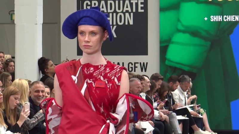 DESIGN GFW International catwalk (London, UK)