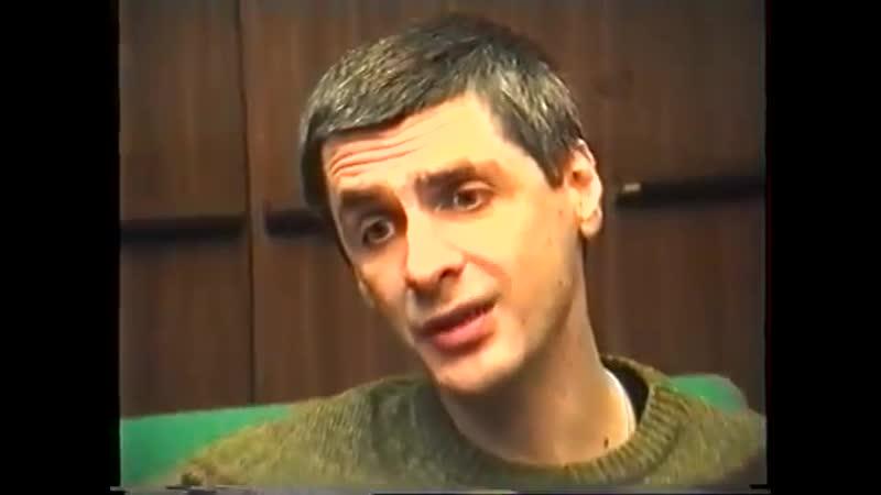 Коржуков (Лесоповал) - Сургут, интервью