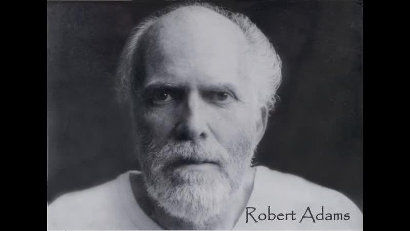 Пребывание в тишине Роберт Адамс