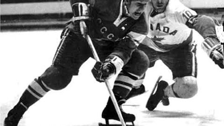 Суперсерия СССР-Канада 1972 г. 5 матч. Фееричный заключительный период.