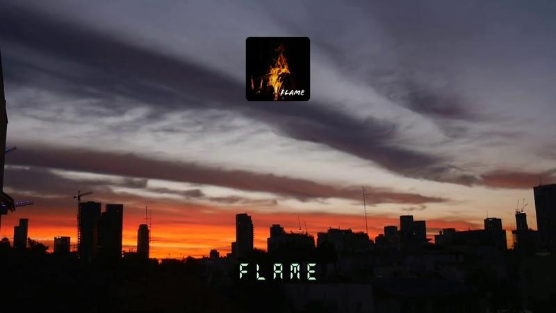 Praz Khanal FLAME Official Instrumental video Hiphop Trap 2020