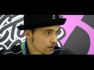 Интервью: Mc, Dj, Bboy Scream