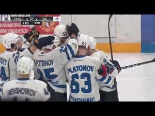 Лучший гол Зауралья в матче с Тамбовом (). Илья Авраменко