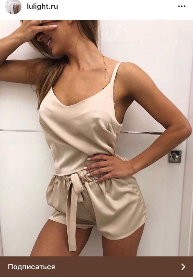 Кейс: Онлайн-бутик женской одежды для дома в Instagram, изображение №3