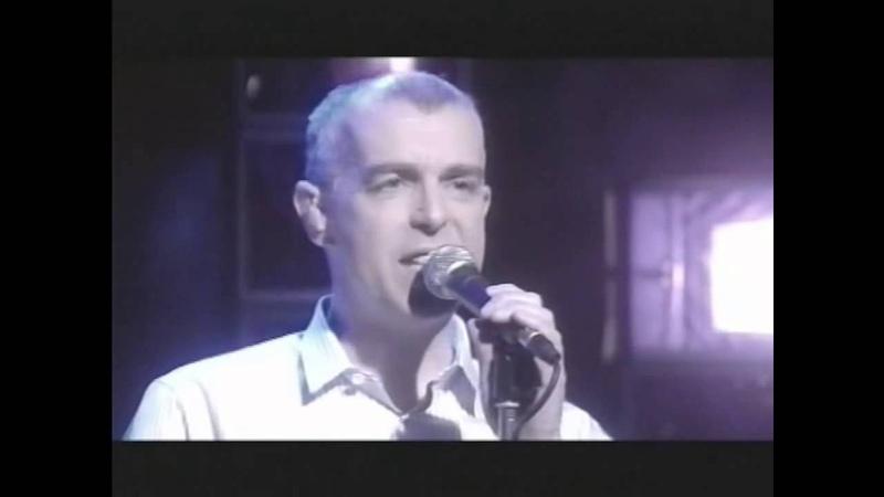 Pet Shop Boys - West End Girls. Live 2004. Телевыступление