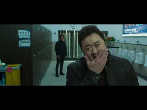 Криминальный город (2017) - Задержание в туалете (Beomjoi dosi - Detention in the toilet)