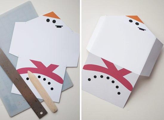 ВЕСЕЛЫЕ НОВОГОДНИЕ КОНВЕРТЫ ПО ШАБЛОНАМ Чтобы сделать новогодние конверты своими руками, нам понадобится: шаблоны ножницы двухсторонний скотч линейка ручка 1. Скачайте и распечатайте шаблоны (их
