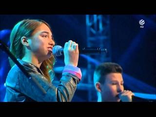 Noah-Levi vs. Luna vs. Michele   Crazy in Love   The Battles   The Voice Kids Germany  