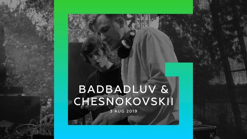 Badbadluv Chesnokovskii @ Festival 2019