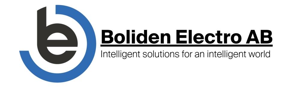«БРОКК СЗ» - официальный представитель бренда Boliden Electro (Швеция)