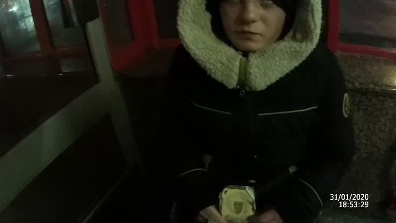 Нелегальная торговля на ст м Могилёвская и чудесное исцеление юной лже колясочницы Аннушки