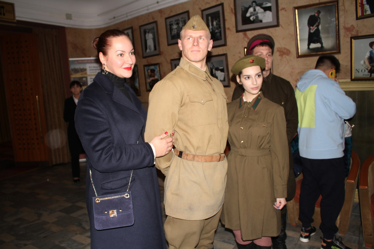 """Фильм """"Ржев"""" - наш поклон тем, кто воевал, погиб в Ржевской операции."""