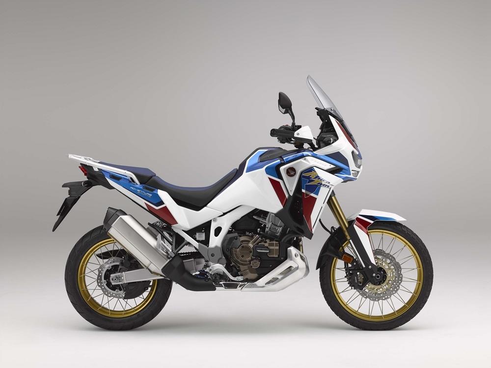 Фотографии турэндуро Honda Africa Twin CRF1100L 2020
