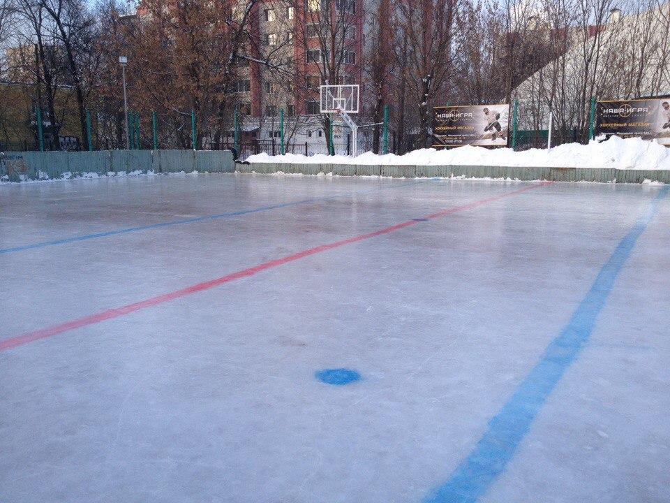 В Ярославле начинает работу новый каток NIVEA