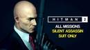 HITMAN 2 Gold Edition All Missions DLCs Silent Assassin Suit Only Master Difficulty