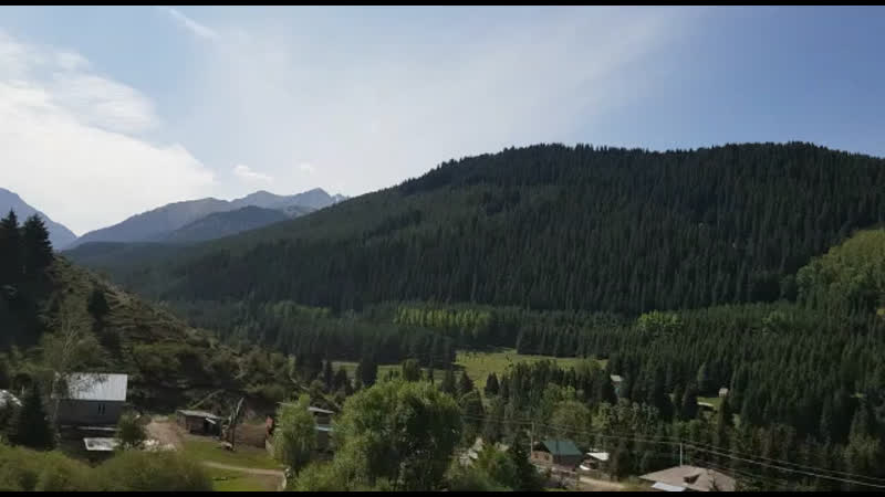 Красота Киргизских гор