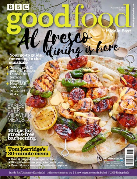 BBC Good Food ME - November 2019