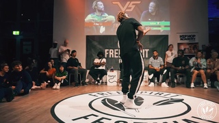 Free Spirit Festival 2019 ► P Dog vs  Kefton ◄ Hype N Buck Semi Final