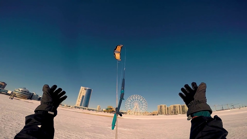 SnowKite Riviera Kazan 2019 Сноукайт у Ривьеры в Казани 2019