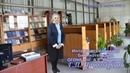 27.03.2020 г. Интервью с главным библиотекарем ОГОНБ им. А.С. Пушкина Галиной Петровной Пономарёвой
