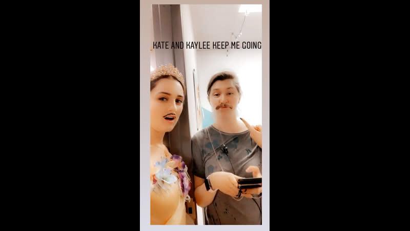 Личное видео › Instagram Stories дублёрши 26 03 2020