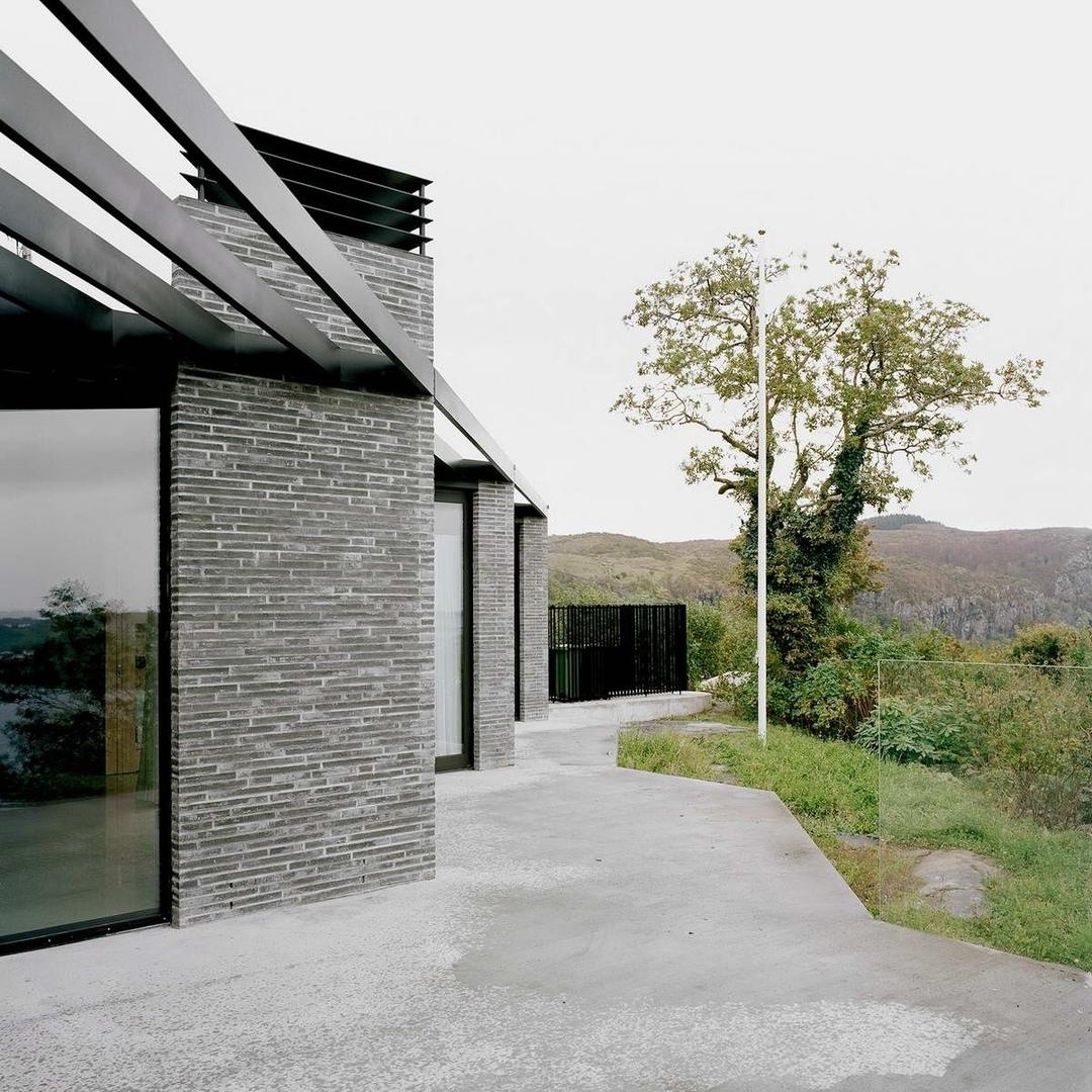 Дом для отдыха в Норвегии от Espen Surnevik.