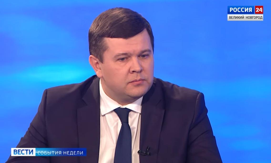 Ректор НовГУ Юрий Боровиков об увеличении бюджетных мест в вузе и Доме научной коллаборации