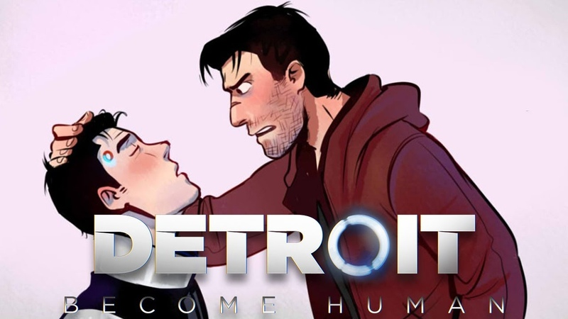 Lovely Pictures [Reed900] | Detroit Become Human Comic Dub