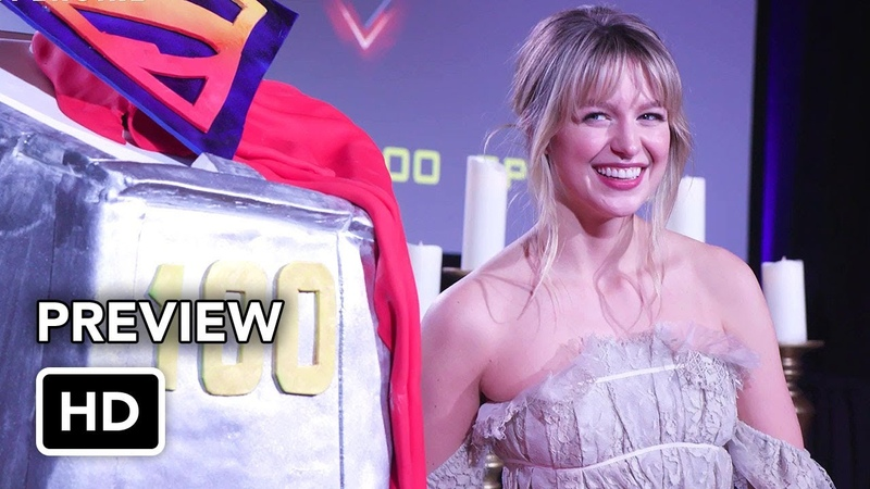Supergirl Season 5 100th Episode Celebration Featurette (HD)