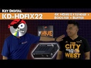 DEMO How to Eliminate HDMI HDCP 2 2 EDID Problems w KD HDFix22