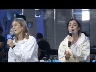 """#2Маши - """"О Нас""""  (LIVE @ Авторадио)"""