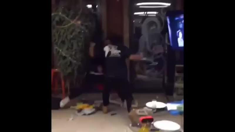 Playboi Carti fight