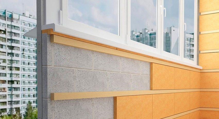 фото балкона после ремонта в компании Авантстрой