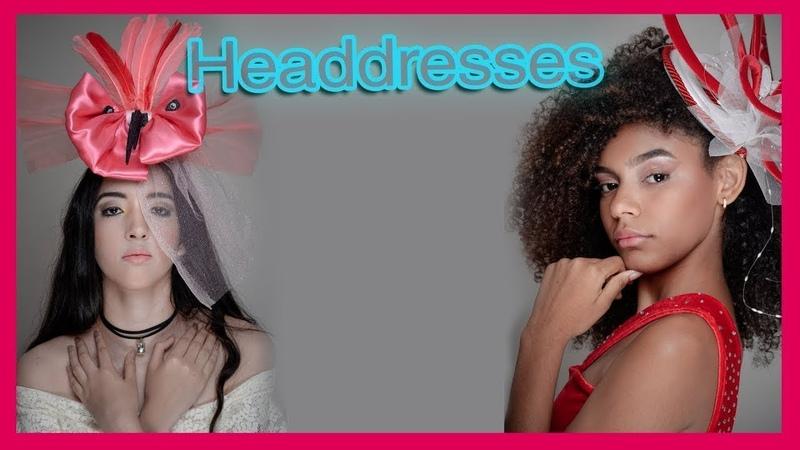 Belankazar models HAT HEADDRESSES and more in this thematic photoshoot Octavio Vasquez Tribute