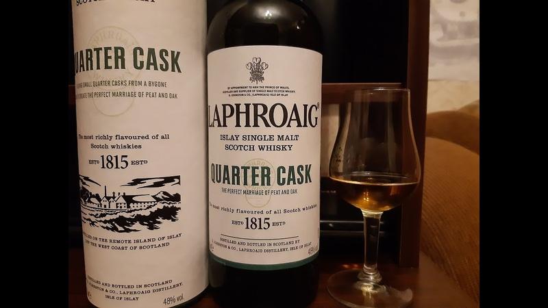 Виски Laphroaig Quarter Cask